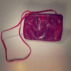 Vintage Pappagallo Red purse